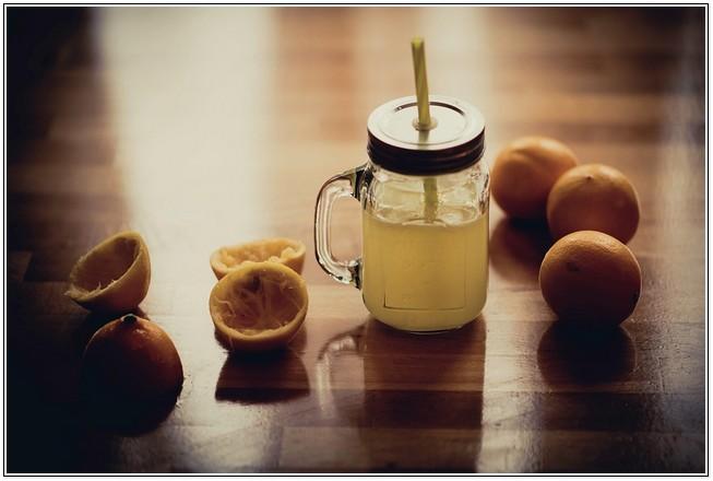 . aneka minuman Teh Lemon Kayumanis
